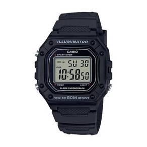 100% Original Casio Watch W-218H-1A