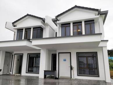 New 2 Storey House in Lakeview Kampar,