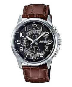 Watch - Casio Multihand MTPE307L-1 - ORIGINAL
