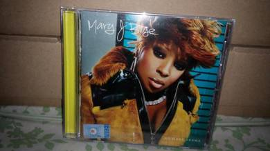 CD Mary J Blige - No More Drama