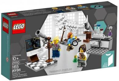 Lego IDEAS Research Institute 21110