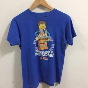 Lego the movie shirt size small