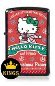 Hello kitty zippo lighter4