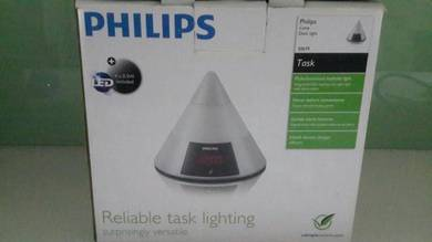 Philips Table Lamp Cone LED White