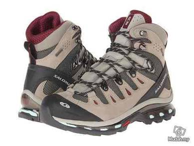 Women SALOMON shoes boots
