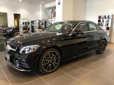 New Mercedes Benz C300 for sale