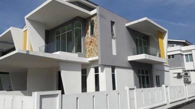 2 storey superlink, Taman Jasa Intan, bukit mertajam
