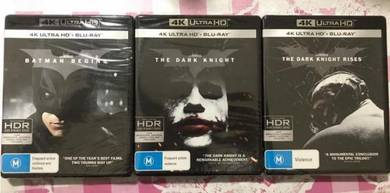 4K Movies - Ultra HD Bluray
