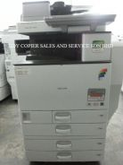 Best quality color machine photocopy mpc3002