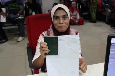 Perkhidmatan hantar pulang ke indonesia