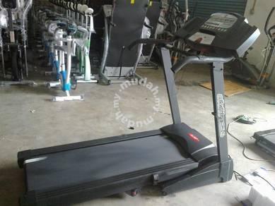 Motorized treadmill-second