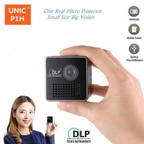 UNIC P1H Home Micro Led Dlp Projector - 30 Lumens