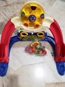 Fisher Price Baby Play Zone(Kick & Whirl Carnival)