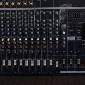 Emx 10 Channel Power Mixer