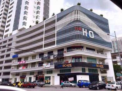 H20 Shop Lot Ground facing Jalan Jelutong