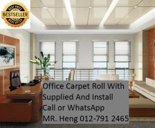 BestSeller Carpet Roll- with install 37GF