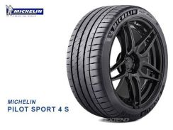 Michelin pilot sport ps4s 255/35/19 new tyre tayar