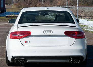 Audi A4 S4 B8.5 facelift Sline rear bumper bodykit