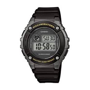 100% Original Casio Watch W-216H-1B
