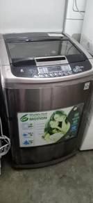 Mesin basuh brand LG10.5 inverter