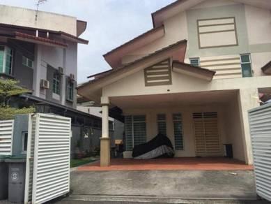 Rumah Sewa Murah Semi D Nong Chik Bandar Johor Bahru 4 Bilik