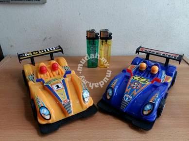 F1 Racing Car Vintage Toy 2 Unit