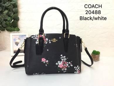 Casual floral handbag
