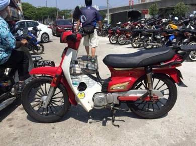 Honda ex5 (nak clear stok)