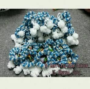 Crochet Egg Cover Mix Color