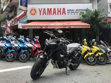 HH Bikers Yamaha MT09