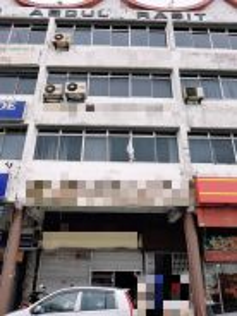 For rent: satok shoplot, prime location