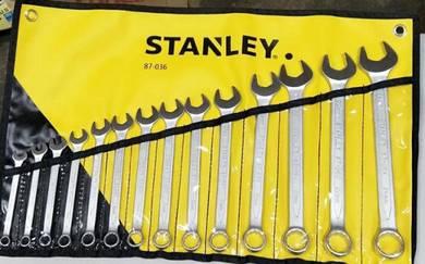 STY Combination Wrench Set 14pcs