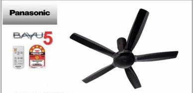 New panasonic :5blade ceiling fan offer