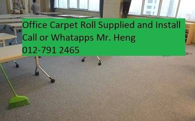 Best Office Carpet Roll With Install 7578