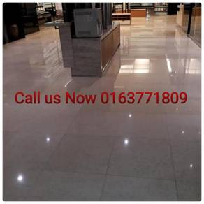Marble polish and terrazzo/painting