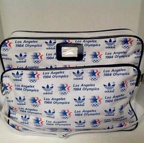 ADIDAS Olympic 1984 Bag LA nike levis puma fred
