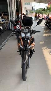 Yamaha Lagenda 115/ 115Z FI 2015 (Low Dep)