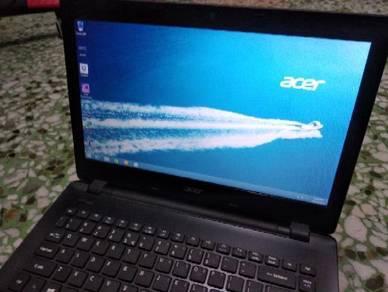Acer i5 business laptop like new 8gb ram