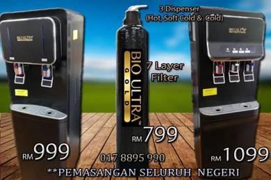 HTR2 Penapis Air Water Filter Dispenser 1X Byr SHJ