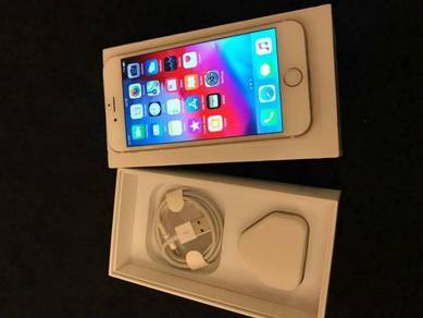 Excellence Condition Iphone 6 6GB Gold for sale