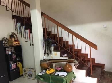 Bandar Permas Jaya Double Storey House(Near Permas Shop) CAN FULL LOAN