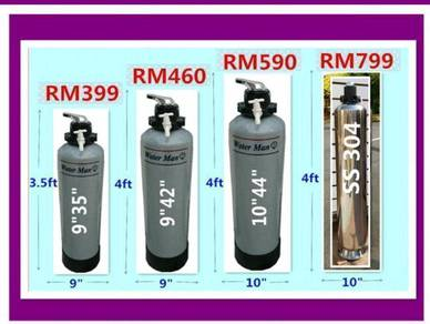 Water Filter / Penapis Air SIAP PASANG 1zz3