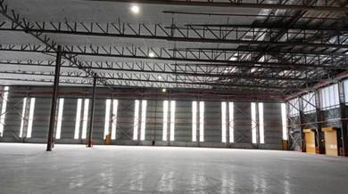 Superb Class A Warehouse in Shah Alam for Rent. Good Rate!!