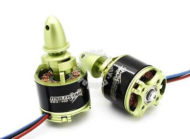 Turnigy Multistar 2312-460Kv HV 12 Pole Multi-Roto