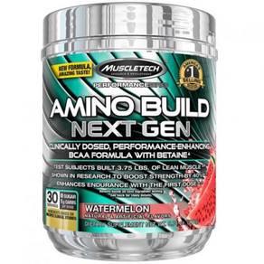 MT Amino BUild Next Gen Amino BCAA Muscle Recovey