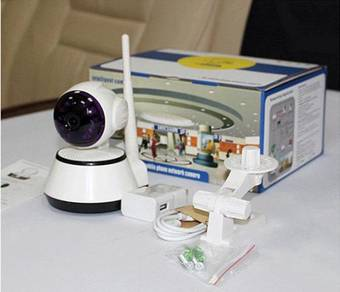 Cctv hd 1080p camera wireless v phone alarm
