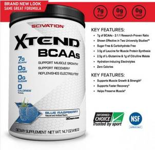 Scivation, XTend, BCAAs, 30 serving