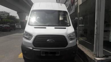 Ford transit penal van manual