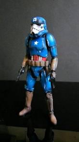 1/12 Stormtrooper repaint Captain version