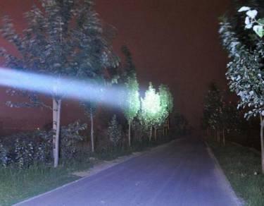 Lampu Headlamp terang berjenama fujibin 15w
